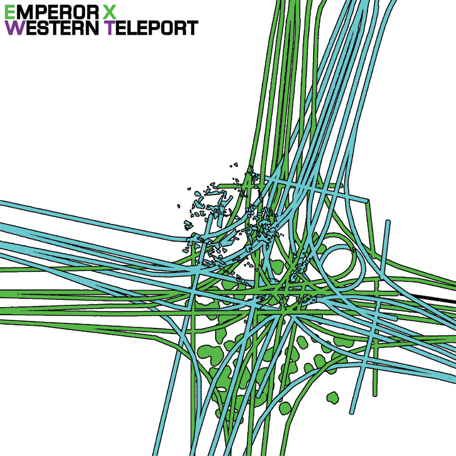 Western Teleport album cover